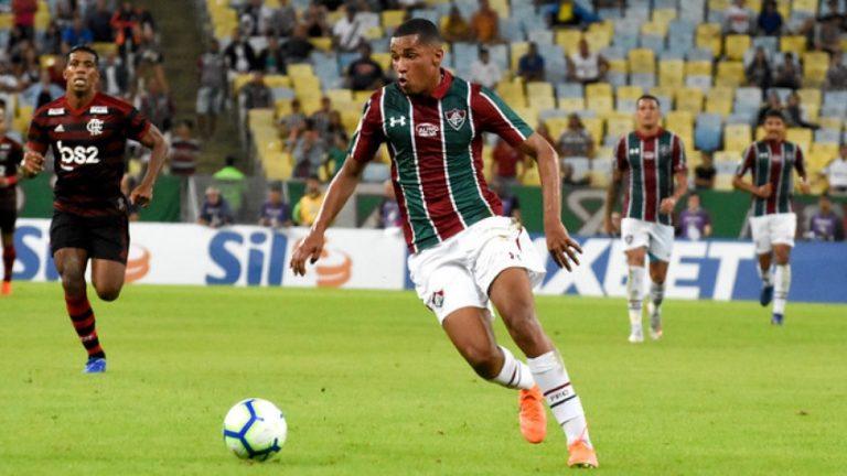 Marcos Paulo (19 ans, attaquant, Fluminense) est ciblé par l'OM