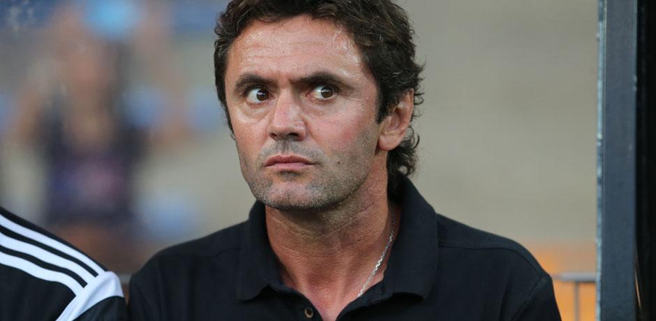 FOOTBALL : Match FC Lorient vs Reims- Ligue 1 - 20/09/2014